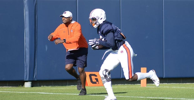 Cadillac Driving Auburn Running Backs To Improve For 2019 Season