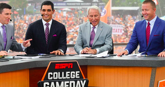 College GameDay crew asseses USC ahead of opener