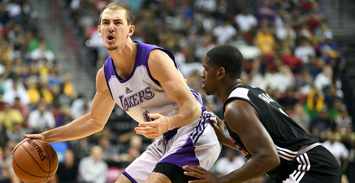 Alex Caruso reflects on productive summer in the NBA