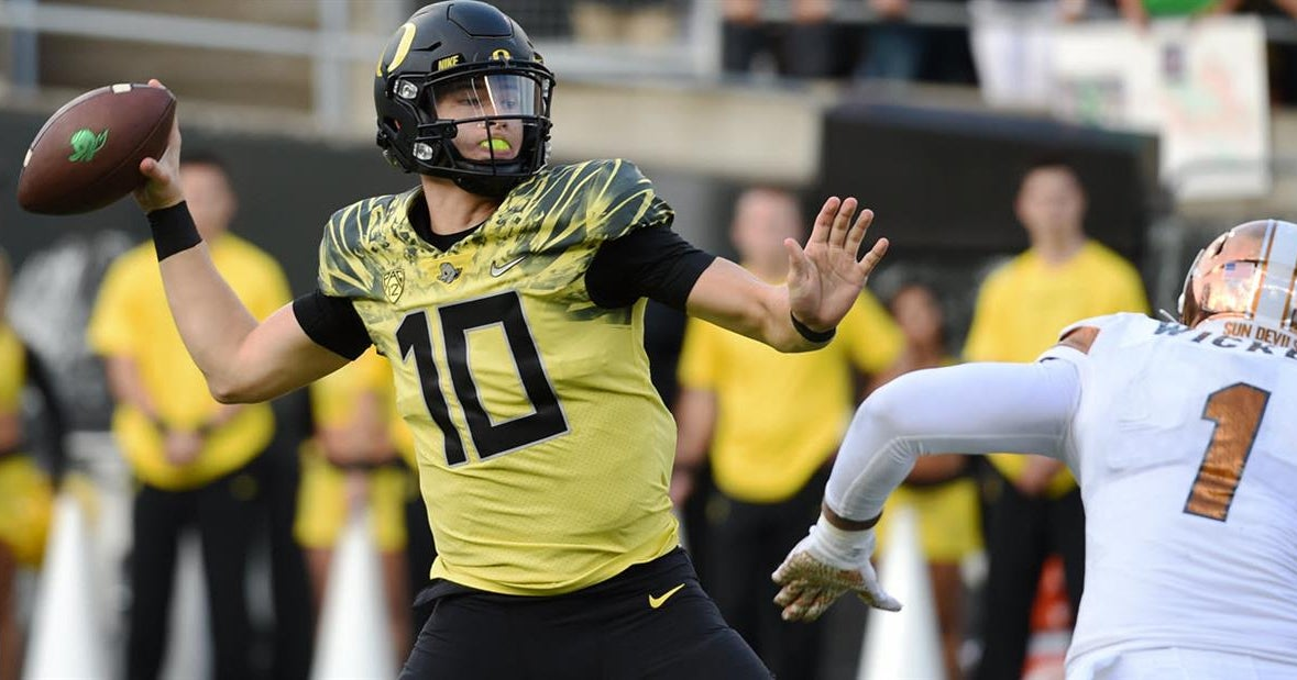 Can Justin Herbert win the Chargers' starting QB job in 2020?