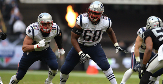 a6e316e7d81 Report  LaAdrian Waddle agrees to one-year deal with Patriots