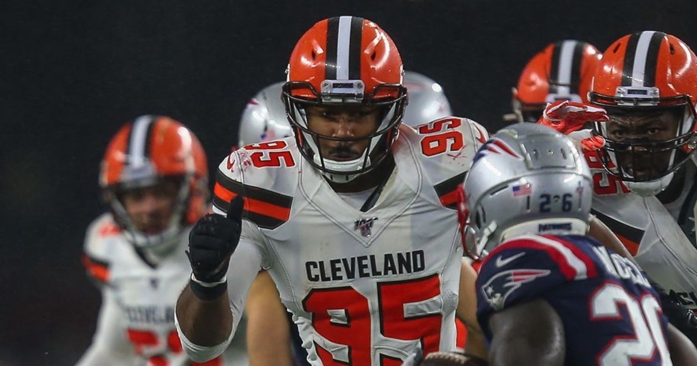 The Greetham Angle: How Garrett's Return Will Impact The Browns