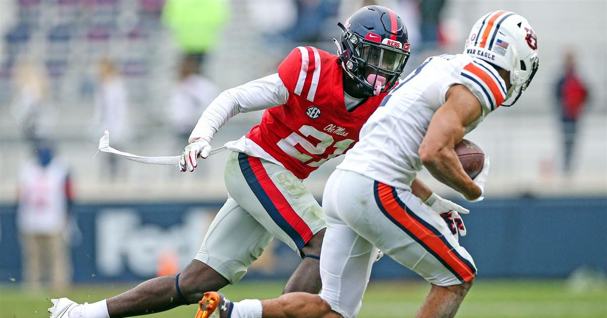 Veteran A.J. Finley sees promise among newcomers on back end of Ole Miss defense
