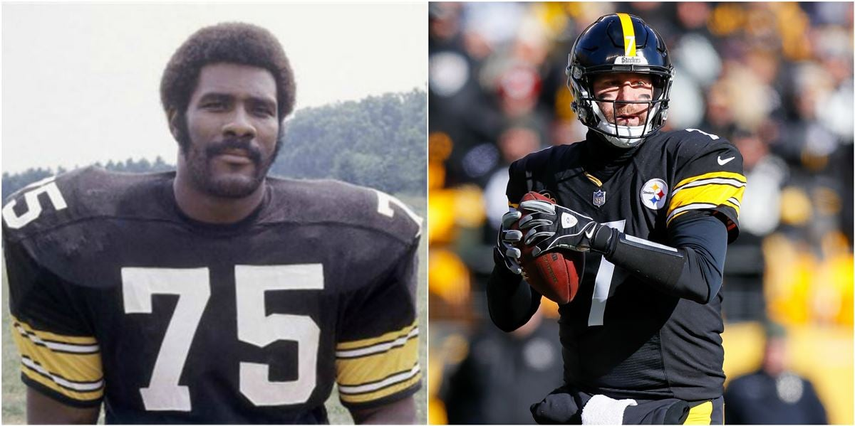 71d1e078e The Pittsburgh Steelers top 25 players of all-time