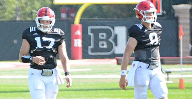 Rutgers' Quarterback Competition continues