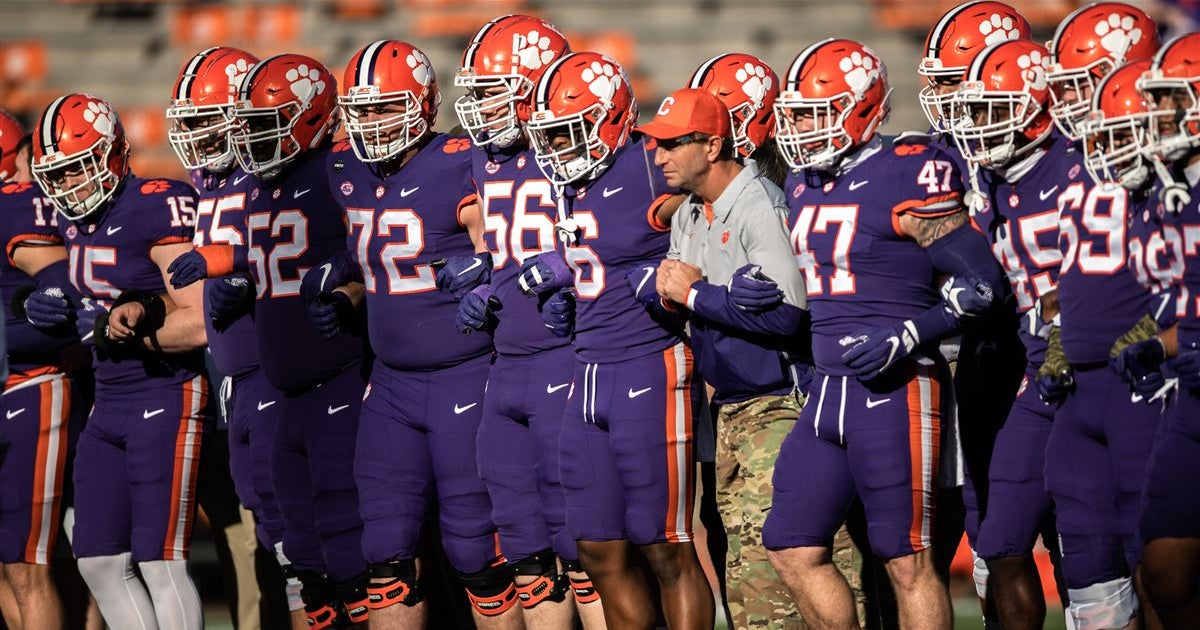Clemson Tigers College Football, Basketball and Recruiting on 247Sports - cover