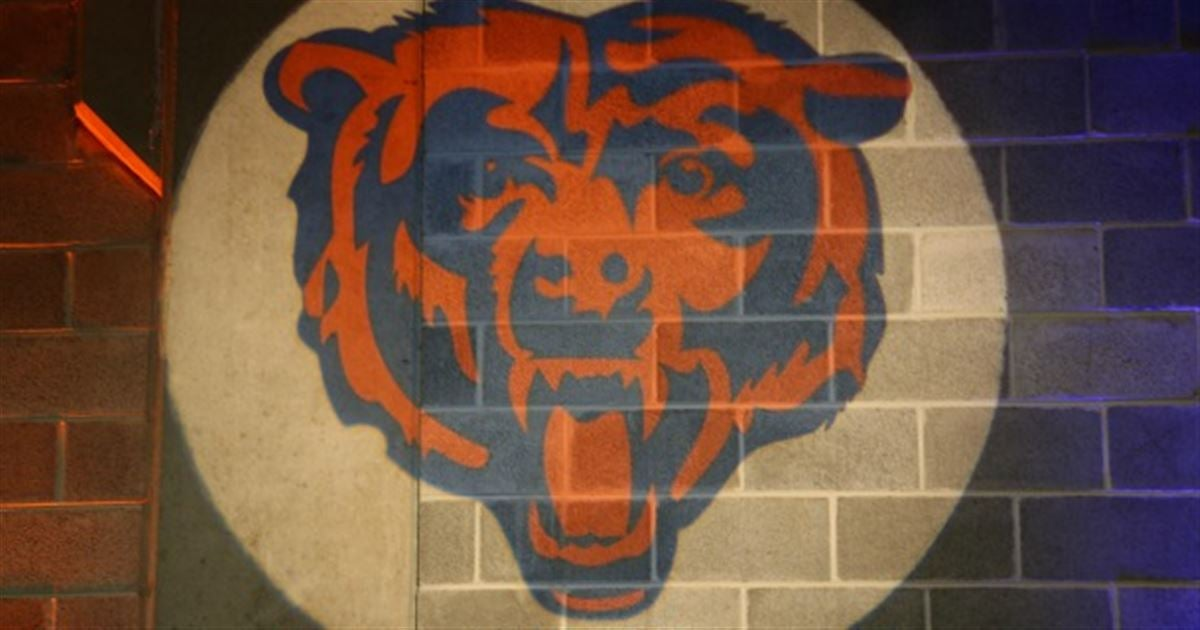 GAME Chicago Bears Tony Moeaki Jerseys