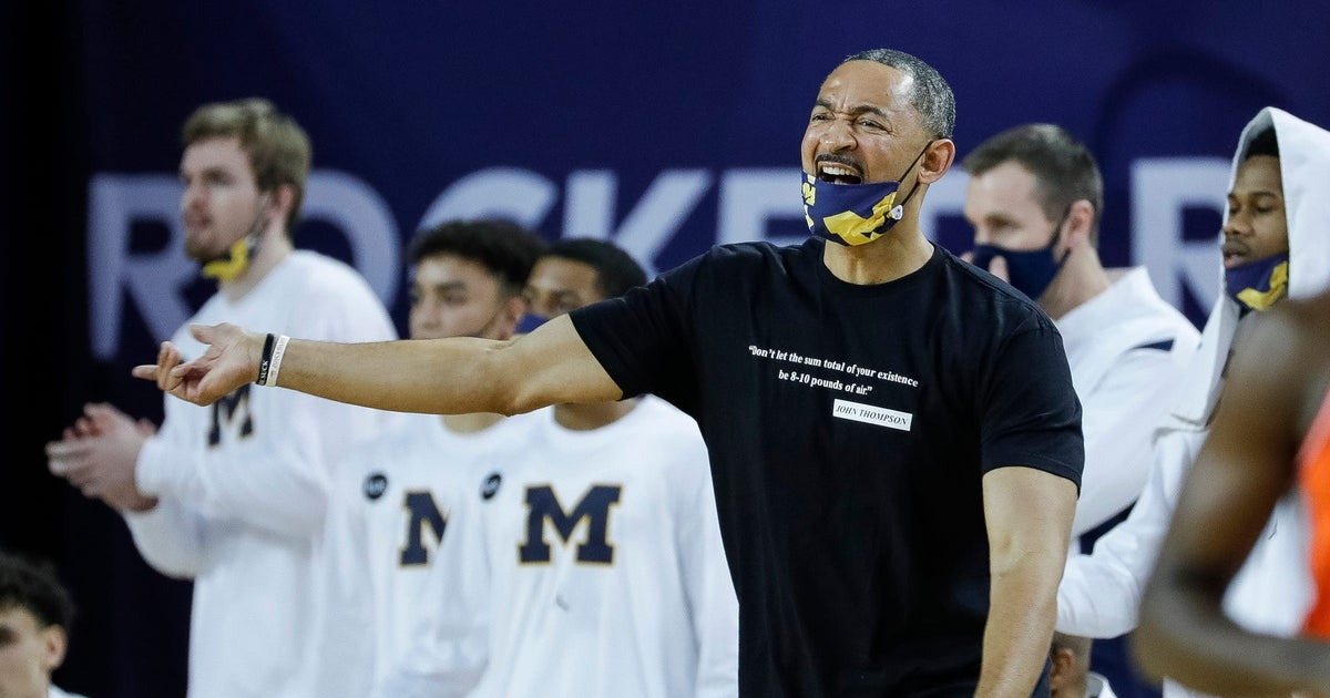 Juwan Howard emphatically opposed to sharing Big Ten title with Illinois - 247Sports