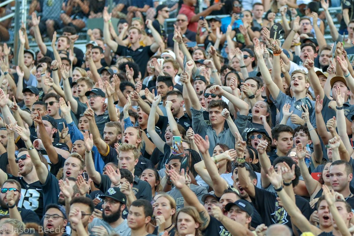Tickets for UCF-Stanford football game officially sold out