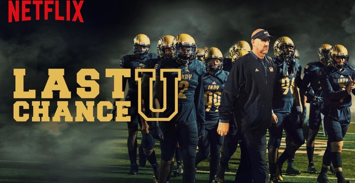 Where is Independence Community College, new Last Chance U