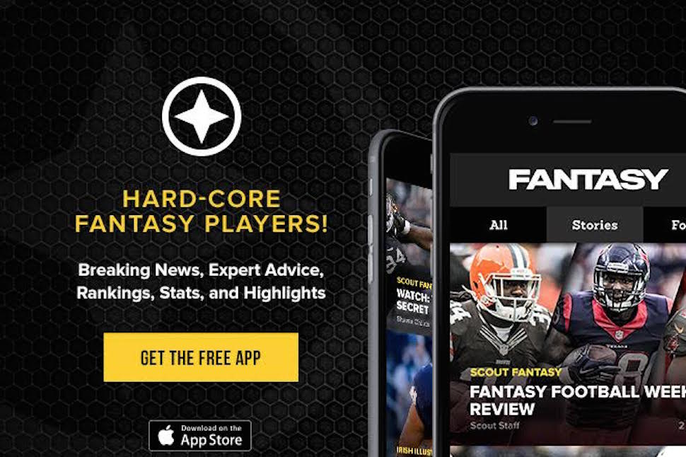 Download The Scout Fantasy Mobile App
