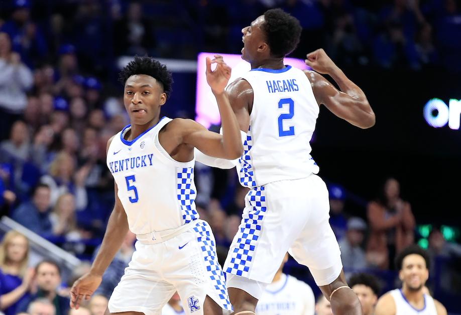 graphic relating to Printable Kentucky Basketball Schedule titled SEC shows Kentucky basket 2019-20 league agenda