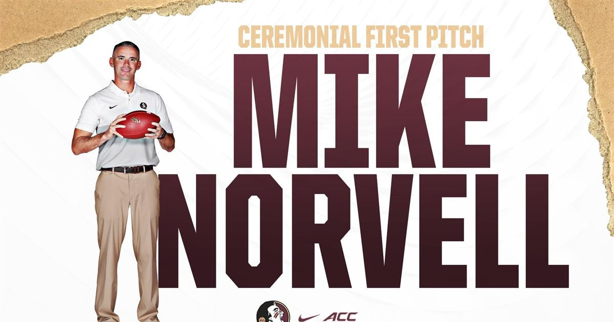 FSU baseball bringing in Mike Norvell to throw out first pitch