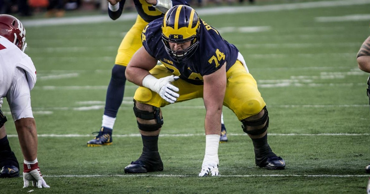 WATCH: Bredeson focused on Notre Dame