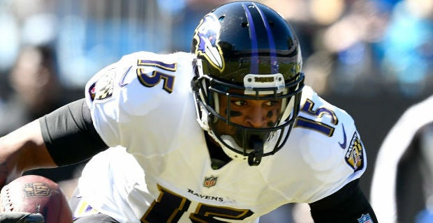 Ravens Release Wide Receiver Michael Crabtree