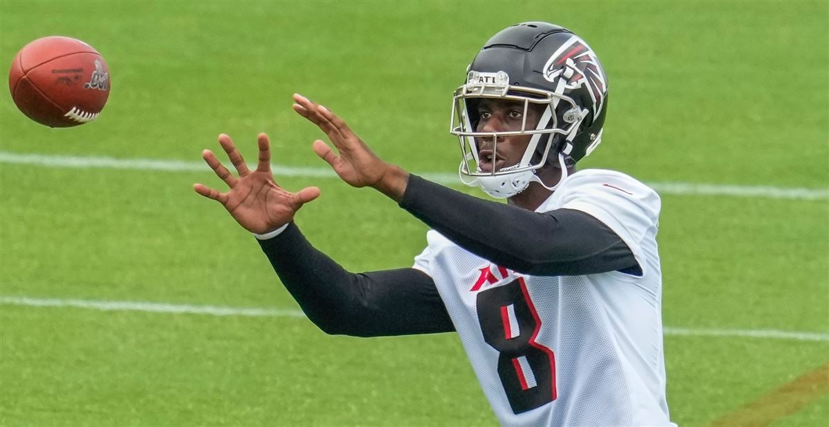 Arthur Smith explains why Kyle Pitts did not play in Falcons' first  preseason game