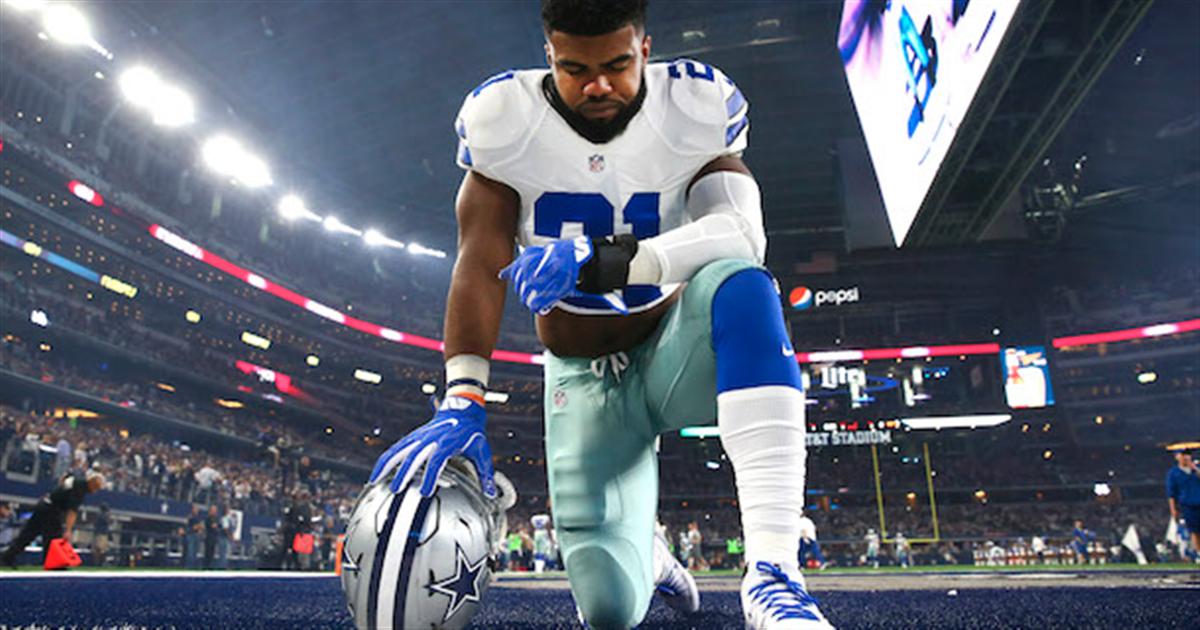 NFL takes next step in Ezekiel Elliott investigation