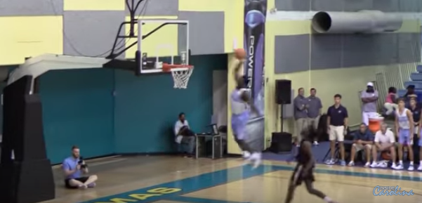 ICTV: Best Dunks from the Bahamas - UNC Game 1