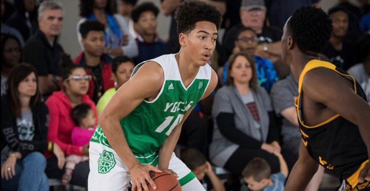 Jalen Wilson talks about his decision to pick Michigan