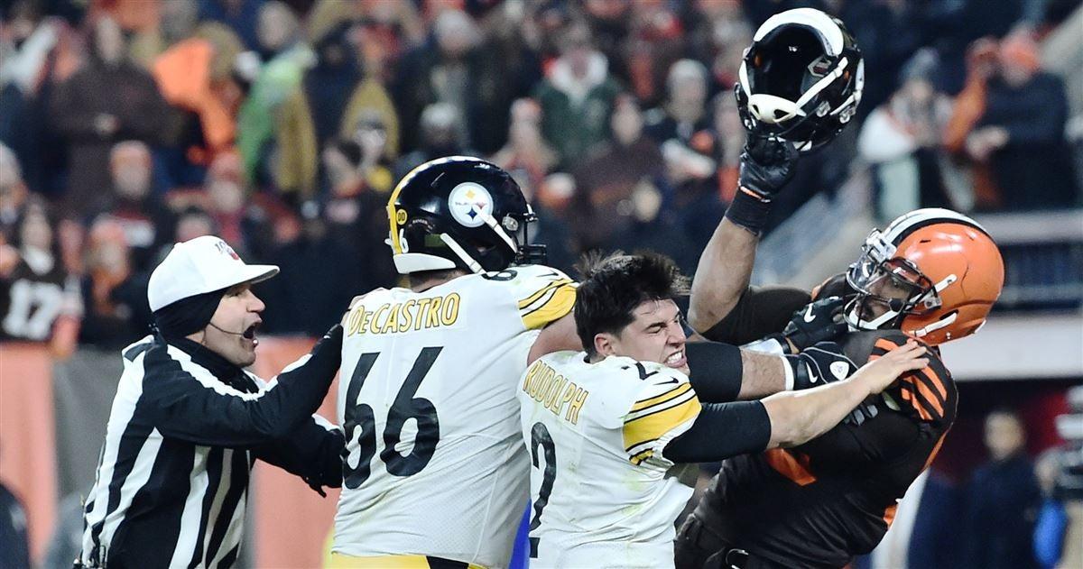 Steelers lose game; Browns lose minds
