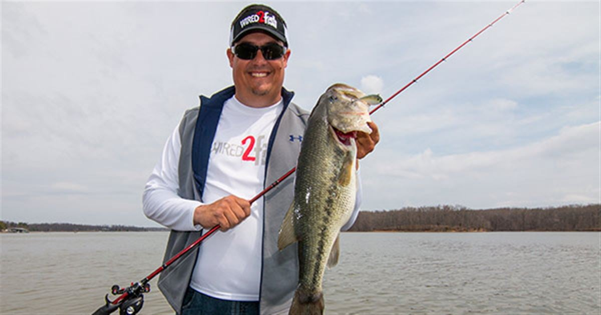 What you need to start bass fishing for What do you need for fishing