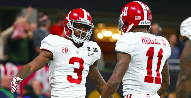 Calvin Ridley Offers Nfl Advice To Jerry Jeudy Henry Ruggs Iii