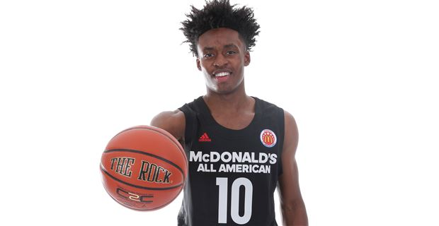 3646a85bec9a 5-star Alabama signee shines in McDonald s All-American Game ...