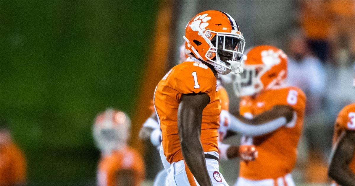 Former Clemson CB Derion Kendrick enters NCAA transfer portal instead of NFL Supplemental Draft - 247Sports
