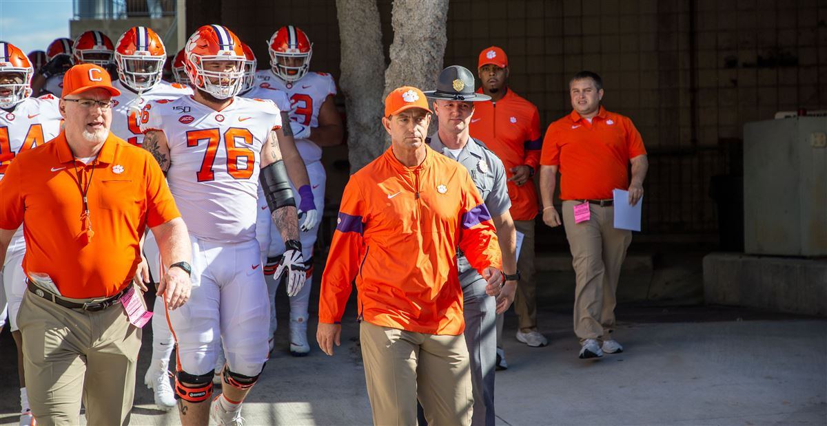 LIVE updates: Dabo Swinney press conference