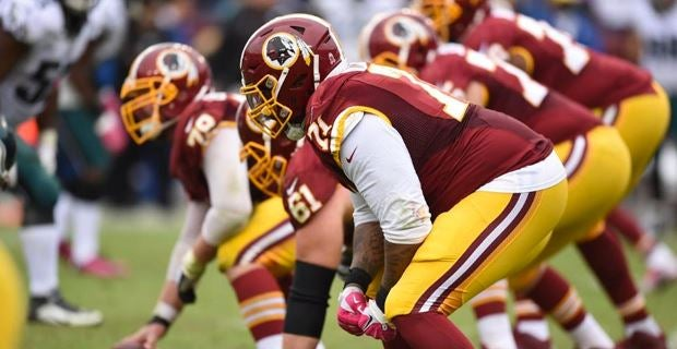 Washington Redskins Trent Williams Jerseys cheap