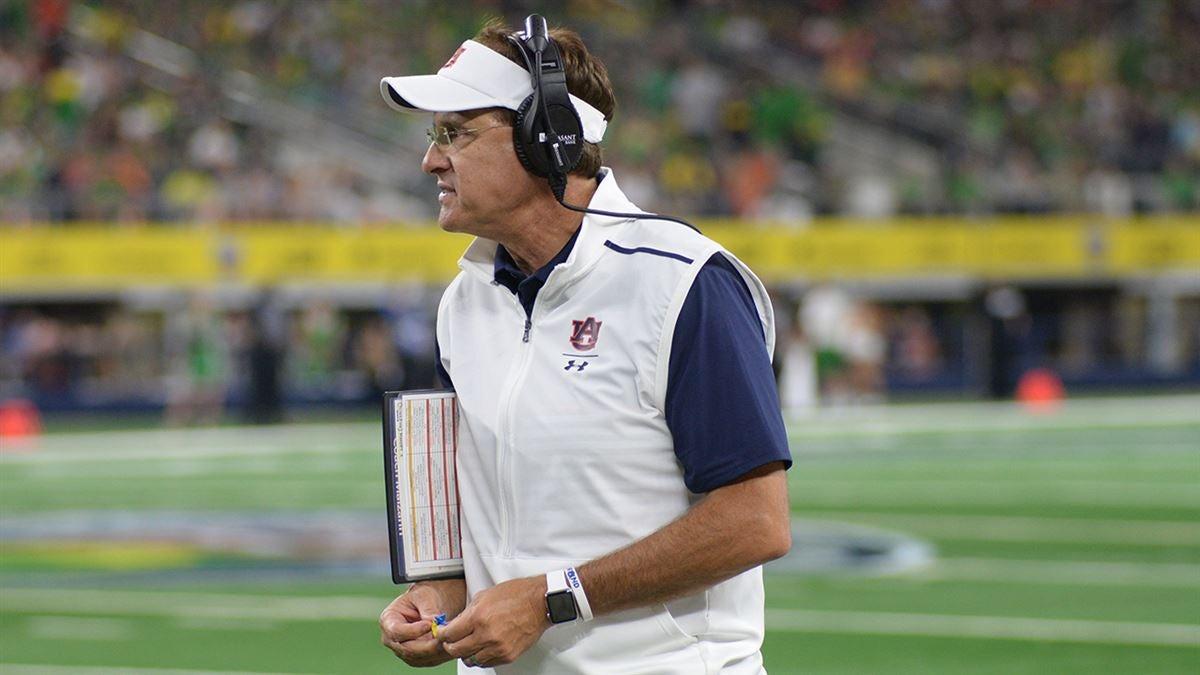Quoting Auburn football coach Gus Malzahn: Tulane game week