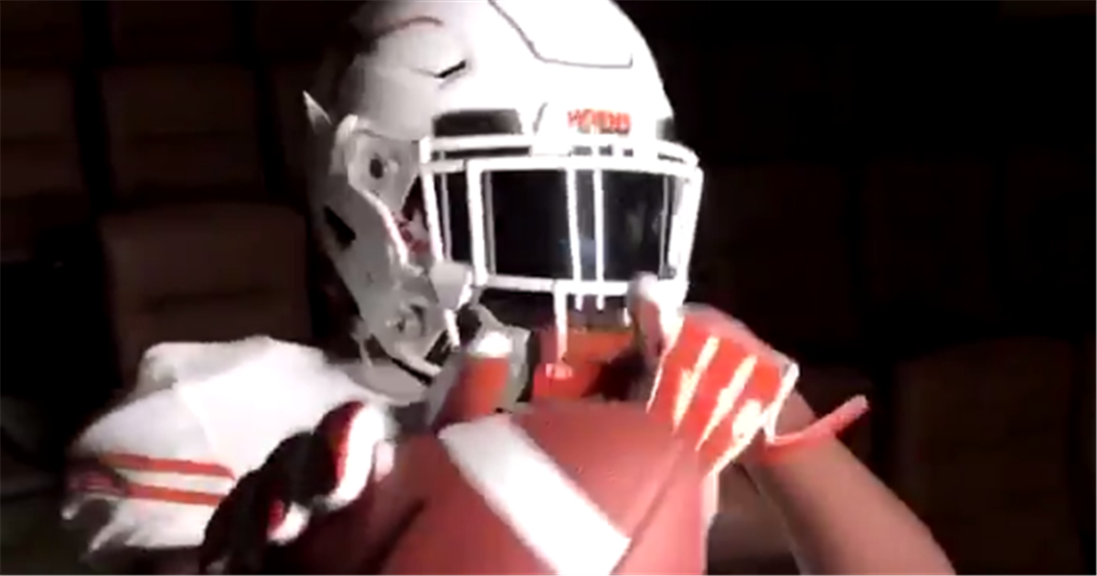 Texas DB target D'shawn Jamison has 'amazing' time on visit Horns247
