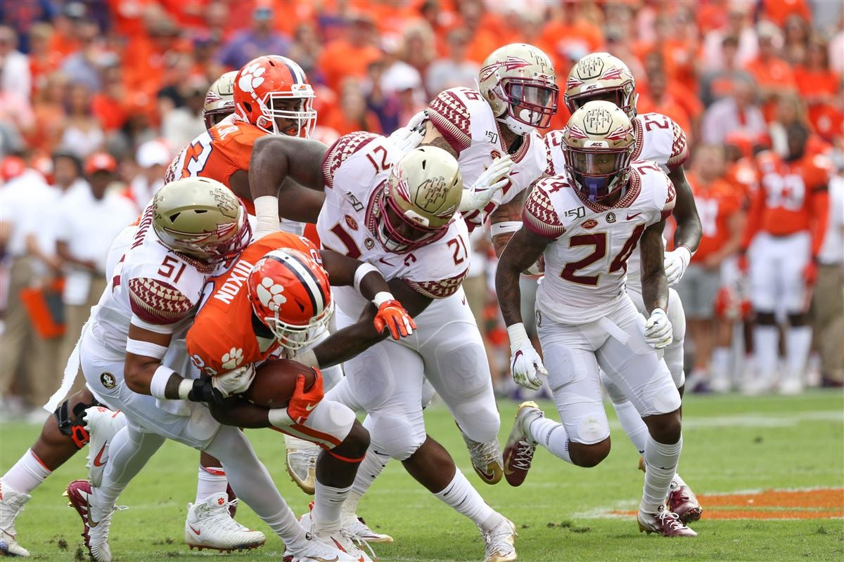 Is FSU getting better under Taggart? At least they didn't quit