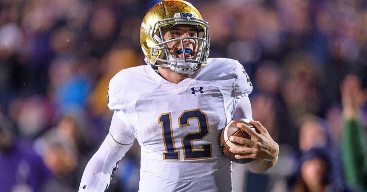 Tom Loy shares his keys to a Notre Dame victory vs. Georgia