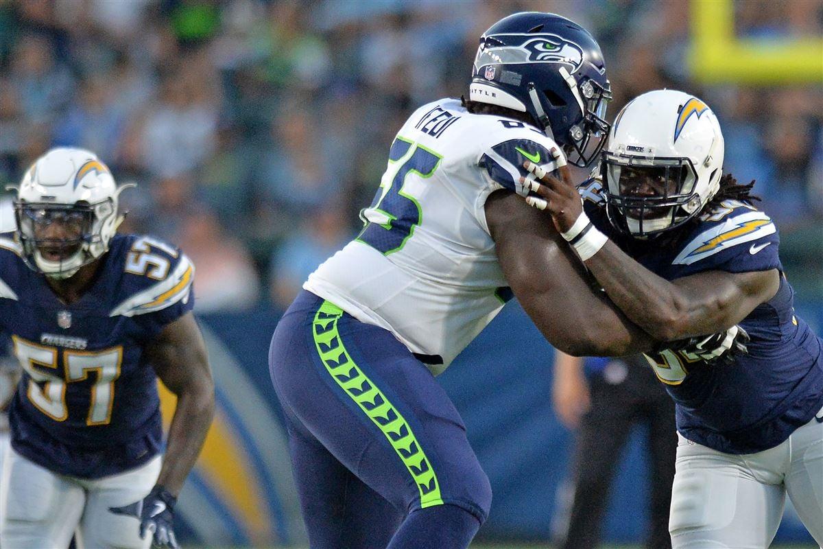 Germain Ifedi struggles loom in 24-14 Seahawks loss