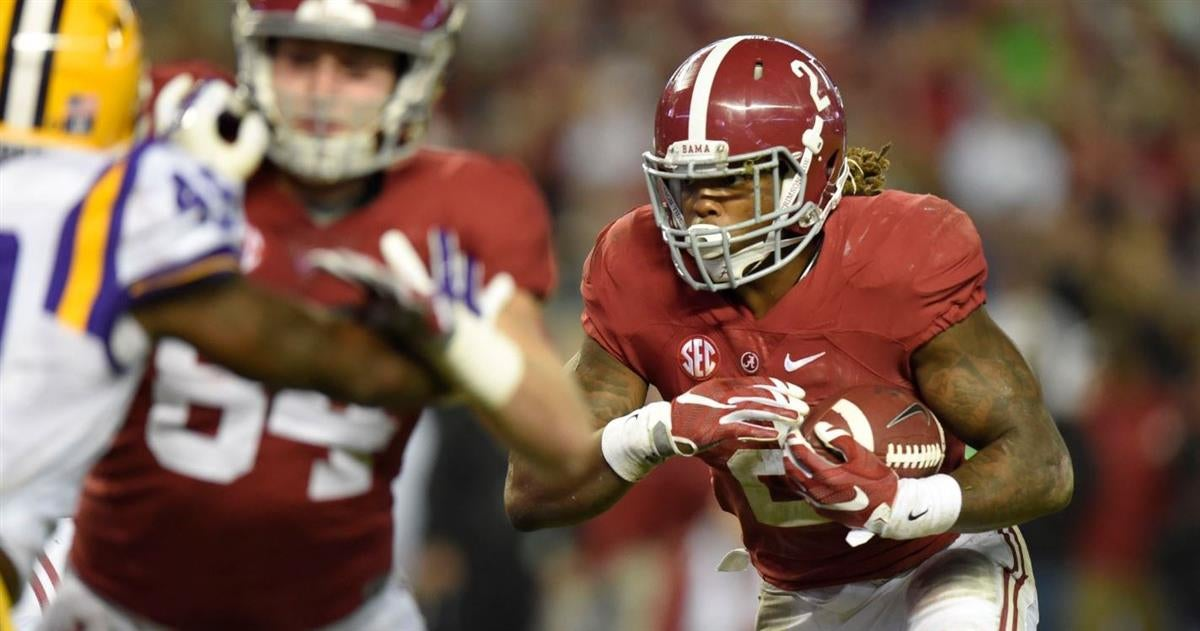 Alabama's Team Of The Decade: Running Back Candidates