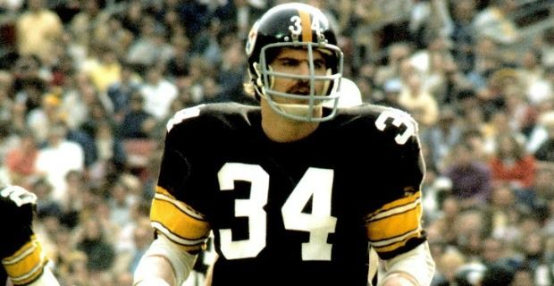 85b09a711 Notable Pittsburgh Steelers that wore No.34