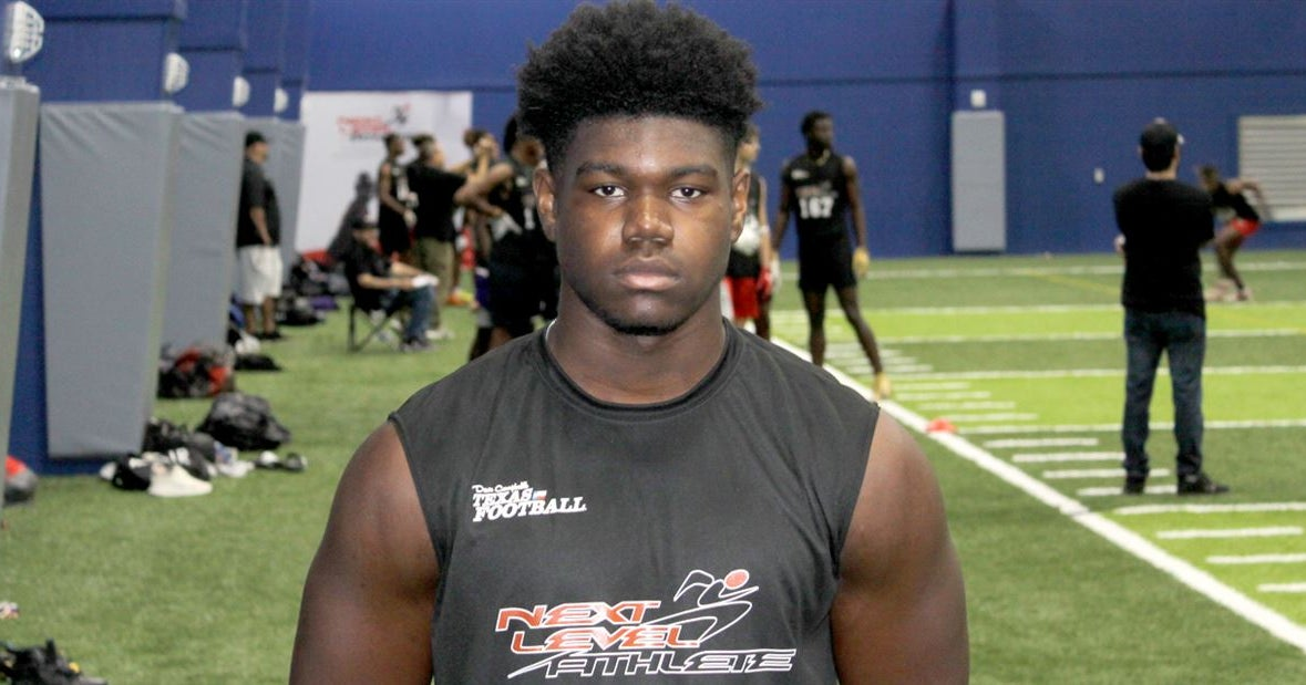 No. 8 ILB: 'Ohio State has always been a top school for me'