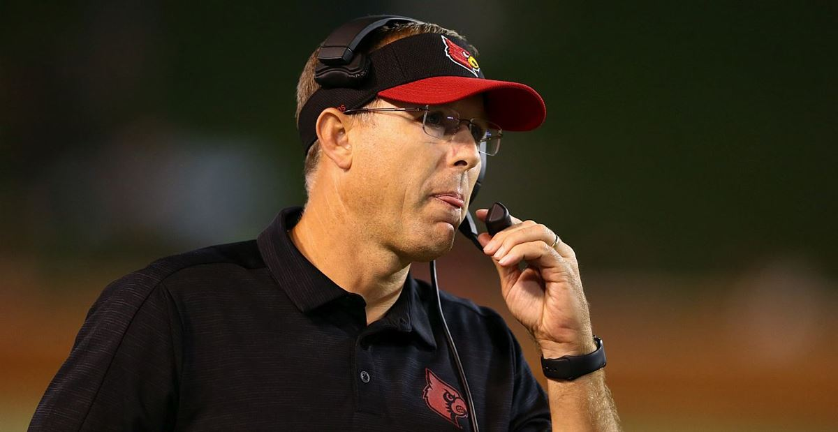 Bowling! Louisville downs NC State to secure bowl eligibility