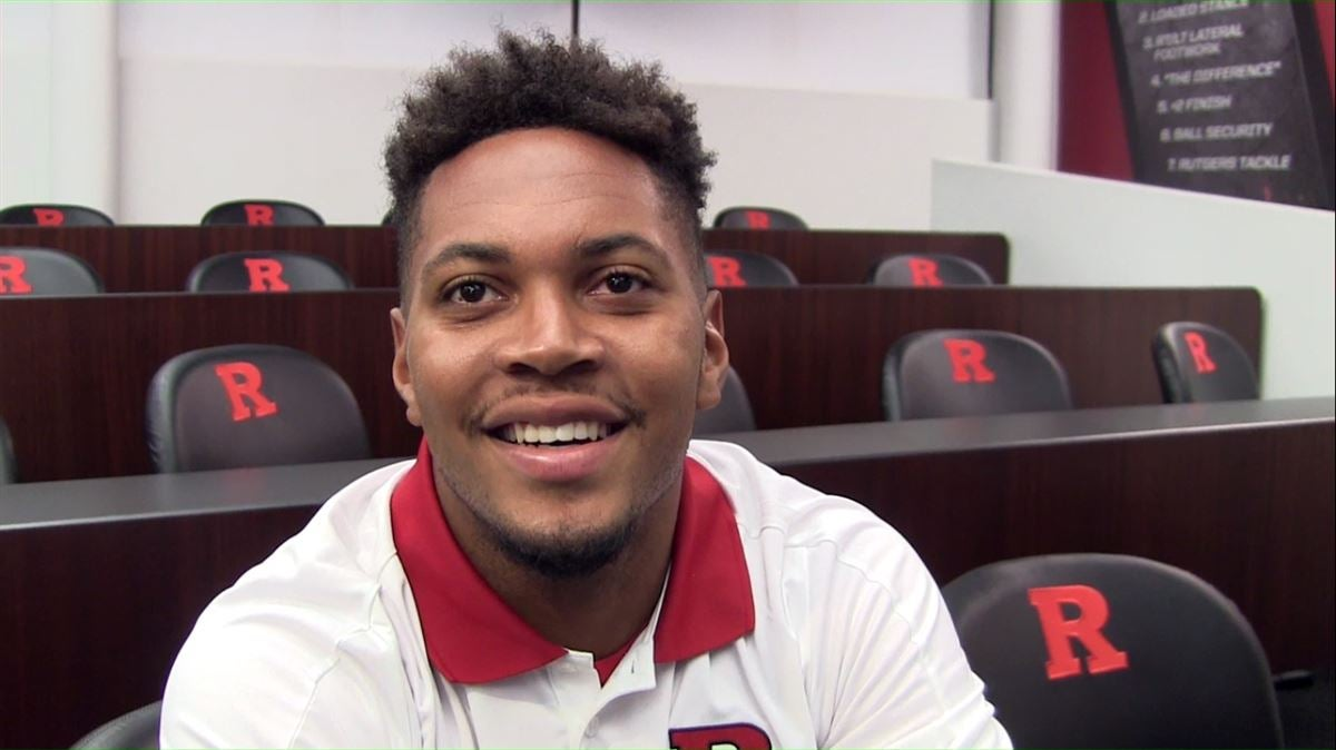 The unusual path that led Kiy Hester back to Rutgers Football