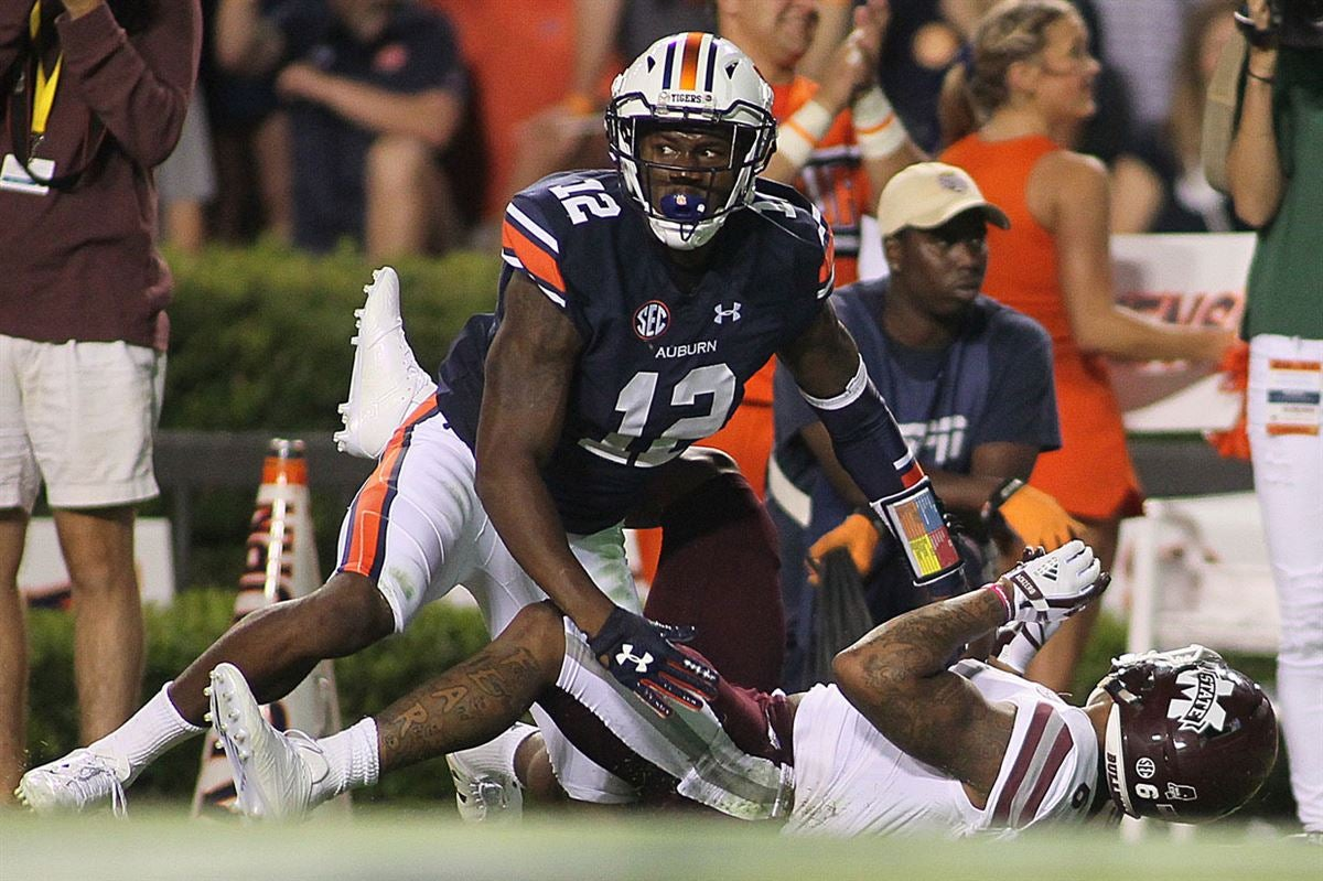Spring Forward: Previewing Auburn's defensive backs