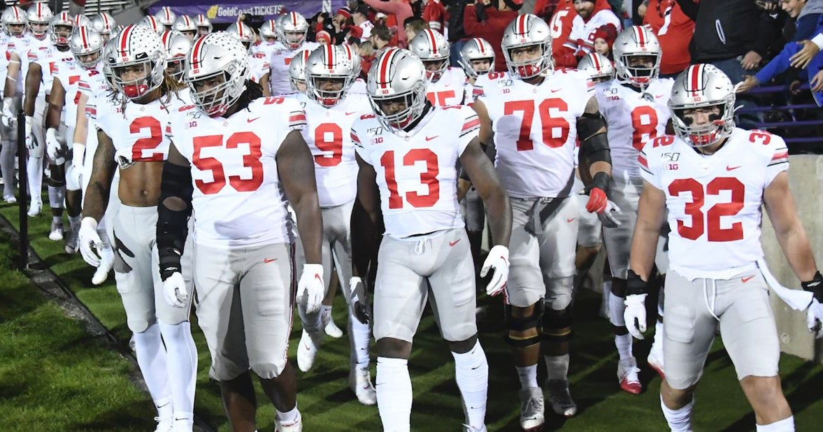 Ohio State opens as 13.5-point favorites against Wisconsin