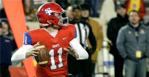 State champion QB Swift Lyle commits to Georgia State
