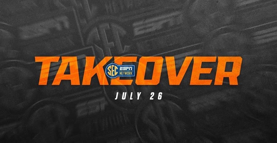'Tennessee Takeover' set for Thursday on SEC Network