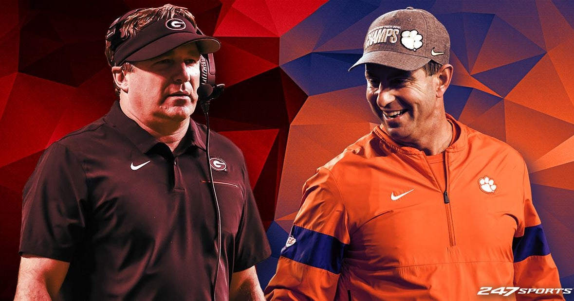 What Clemson vs. Georgia in 2021 might look like