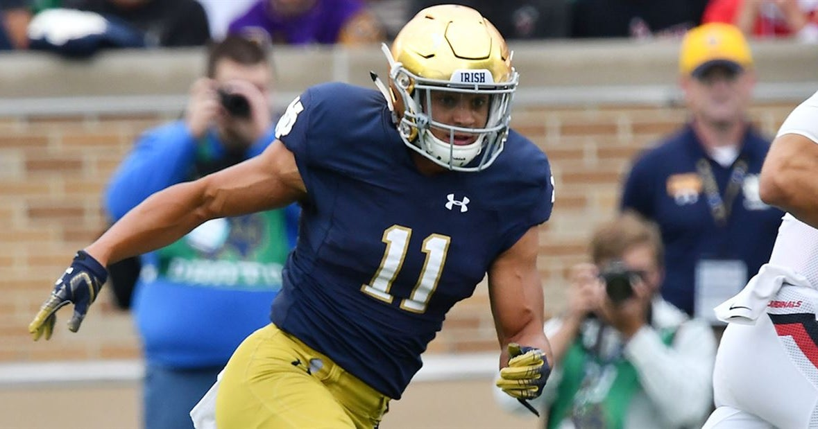 Behind Enemy Lines: Notre Dame players to watch vs. Georgia