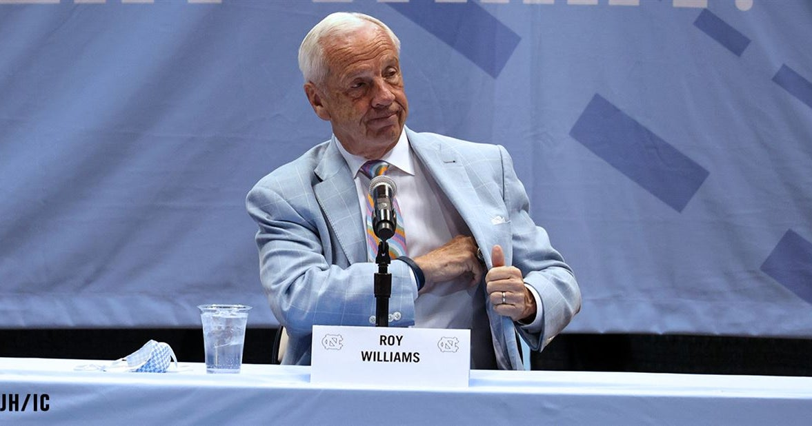 Roy Williams Interview: Retirement, Emotions, Hubert Davis
