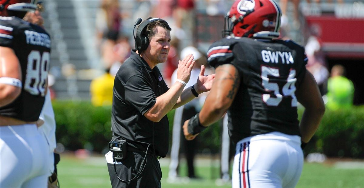 Report: Will Muschamp safe at South Carolina, for now