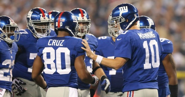 Eli or the O-line  Former players weigh in on Giants struggles 9f2ac172e