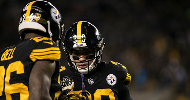 half off ec408 2eae9 Le'Veon Bell, Steelers media reacts to win over Bengals